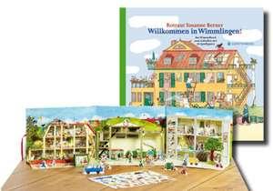 Willkommen in Wimmlingen! de Rotraut Susanne Berner