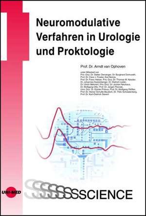 Neuromodulative Verfahren in Urologie und Proktologie