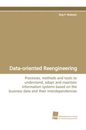 Data-Oriented Reengineering:  Insights from Cern Physicists de Jörg P. Wadsack