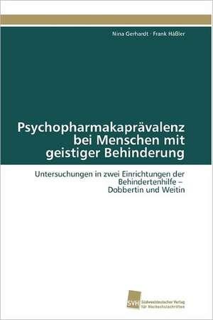 Psychopharmakapravalenz Bei Menschen Mit Geistiger Behinderung