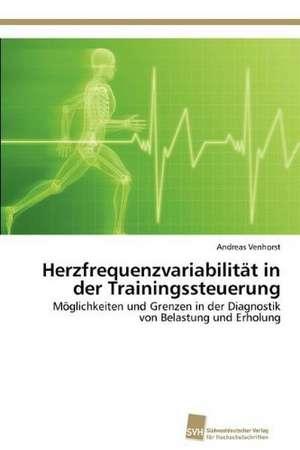 Herzfrequenzvariabilitat in Der Trainingssteuerung