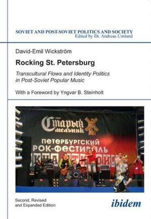 Rocking St. Petersburg - Transcultural Flows and Identity Politics in Post-Soviet Popular Music imagine