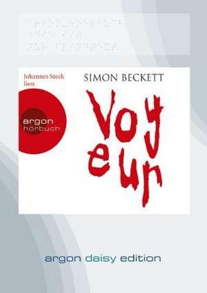 Voyeur (DAISY Edition)