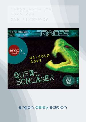 Traces - Querschlaeger (DAISY Edition)