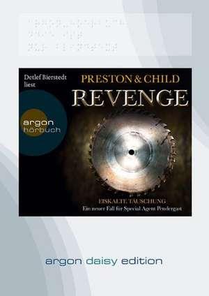 Revenge. Eiskalte Taeuschung (DAISY Edition)