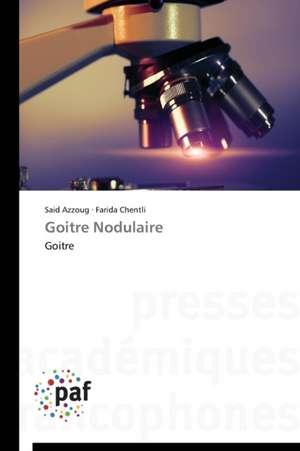 Goitre Nodulaire