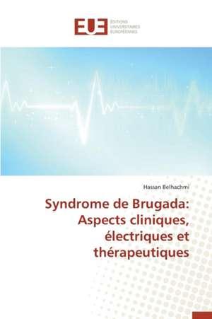 Syndrome de Brugada