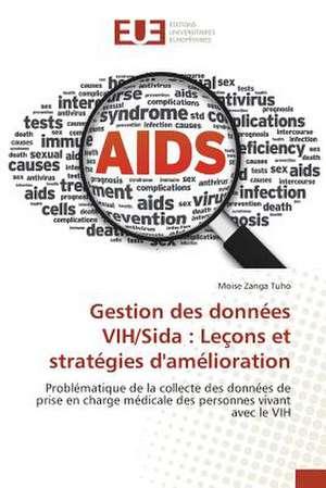Gestion Des Donnees Vih/Sida