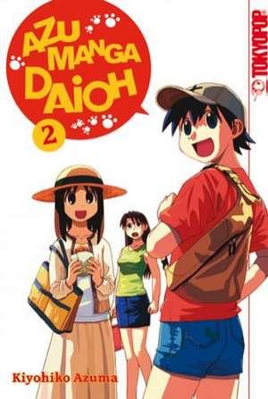 Azumanga Daioh (2n1) 02 de Kiyohiko Azuma