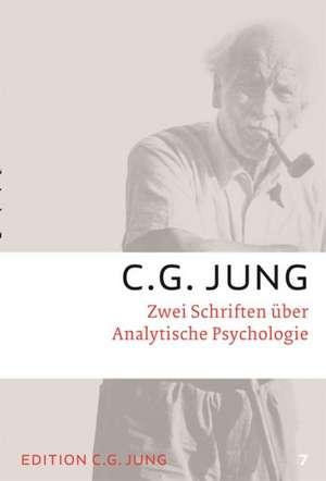 Zwei Schriften ueber Analytische Psychologie