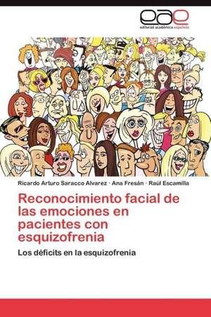 Reconocimiento Facial de Las Emociones En Pacientes Con Esquizofrenia