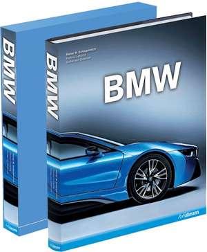 BMW - Jubilee Edition with Slipcase de RAINER W. SCHLEGELMILCH