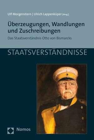Überzeugungen, Wandlungen und Zuschreibungen de Ulf Morgenstern