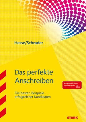 Das perfekte Anschreiben de Jürgen Hesse