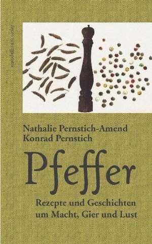 Pfeffer de Nathalie Pernstich