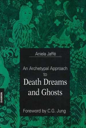 Archetypal Approach to Death Dreams & Ghosts imagine
