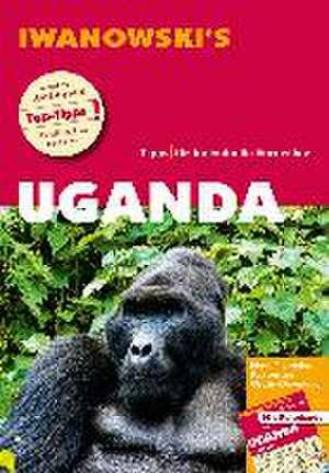 Uganda Ruanda - Reisefuehrer von Iwanowski