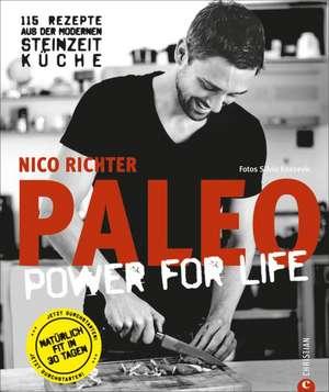 PALEO power for life de Nico Richter
