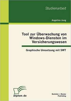 Tool Zur Berwachung Von Windows-Diensten Im Versicherungswesen:  Graphische Umsetzung Mit Swt de Angelina Jung