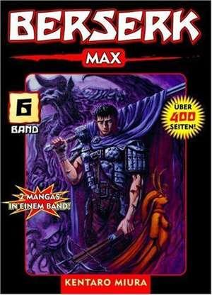 Berserk Max 06 de Kentaro Miura
