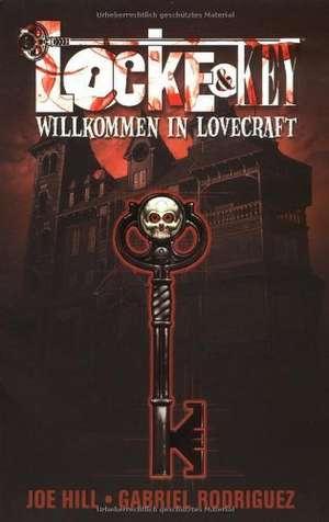 Locke & Key 01: Willkommen in Lovecraft