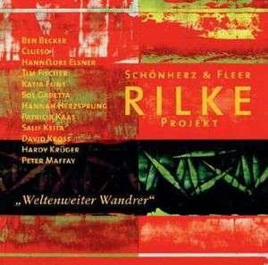 Rilke Projekt. Weltenweiter Wandrer