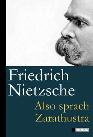 Also sprach Zarathustra de Friedrich Nietzsche