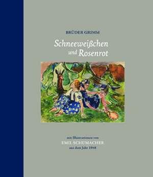 Schneeweißchen und Rosenrot de Brüder Grimm