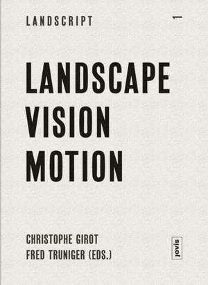 Landscape Vision Motion imagine