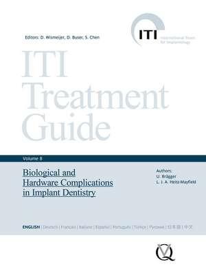 ITI Treatment Guide Volume 8
