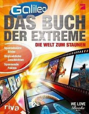 Das Buch der Extreme