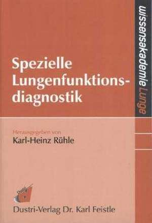 Spezielle Lungenfunktionsdiagnostik