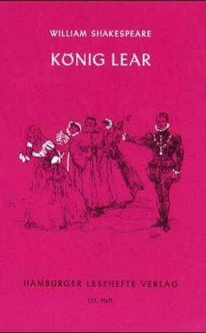 König Lear de William Shakespeare