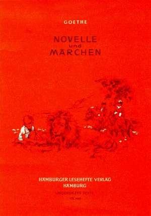 Novelle und Maerchen