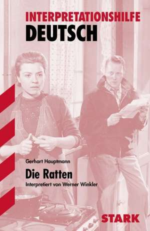Die Ratten. Interpretationshilfe Deutsch