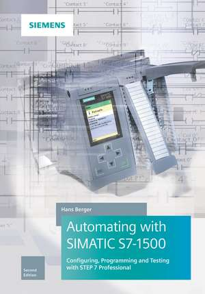 Automating with SIMATIC S7–1500