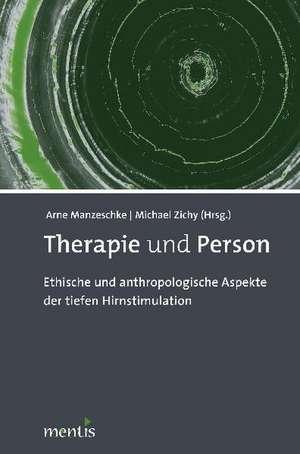 Therapie und Person