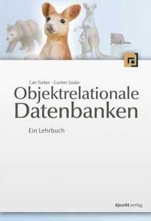 Objektrelationale Datenbanken de Can Türker