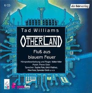 Otherland 2 - Fluss aus blauem Feuer. 6 CDs