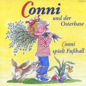 Conni und der Osterhase. Conni spielt Fussball. CD