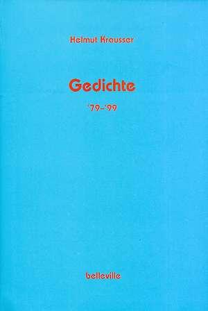 Gedichte '79 - '99