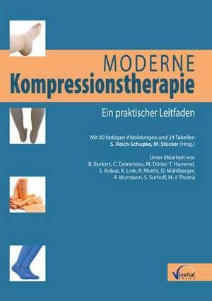 Moderne Kompressionstherapie