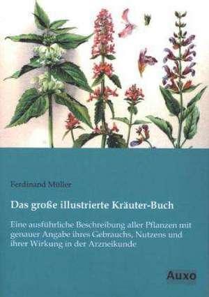 Das grosse illustrierte Kraeuter-Buch