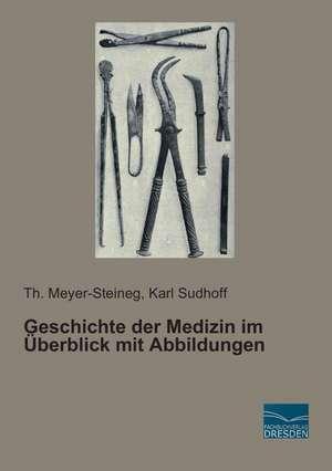 Geschichte der Medizin im UEberblick mit Abbildungen