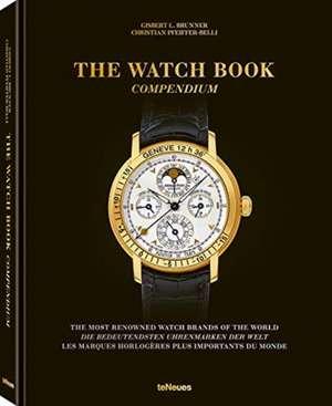 The Watch Book de Gisbert L. Brunner