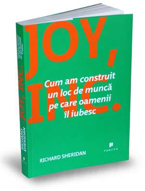 Joy, Inc. de Richard Sheridan