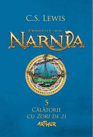 Cronicile din Narnia V: Călătorie cu Zori de zi de C. S. Lewis