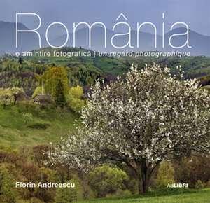 album Romania - o amintire fotografica (romana/franceza) de Mariana Pascaru