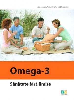 Omega-3 – Sănătate fără limite de Michael Hamm