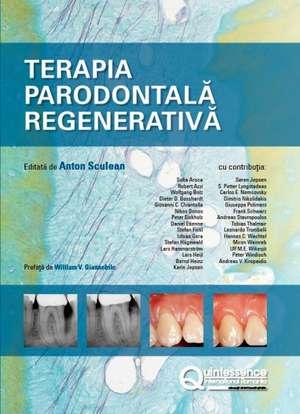 Terapia Parodontala Regenerativa de Dr. Anton Sculean